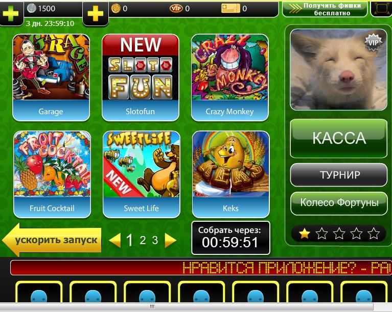 Запрет азартных игр